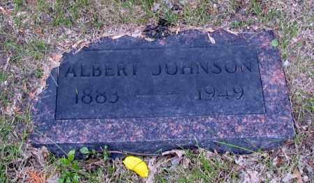 JOHNSON, ALBERT - Cass County, North Dakota | ALBERT JOHNSON - North Dakota Gravestone Photos