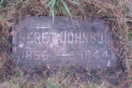 JOHNSON, BERET - Cass County, North Dakota | BERET JOHNSON - North Dakota Gravestone Photos