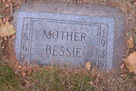 JOHNSON, BESSIE - Cass County, North Dakota | BESSIE JOHNSON - North Dakota Gravestone Photos