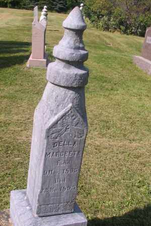 JOHNSON, DELLA MARGARET - Cass County, North Dakota   DELLA MARGARET JOHNSON - North Dakota Gravestone Photos