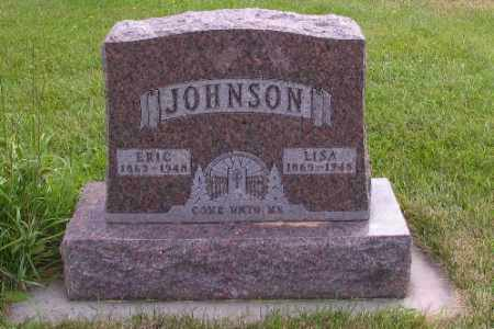 JOHNSON, LISA - Cass County, North Dakota | LISA JOHNSON - North Dakota Gravestone Photos