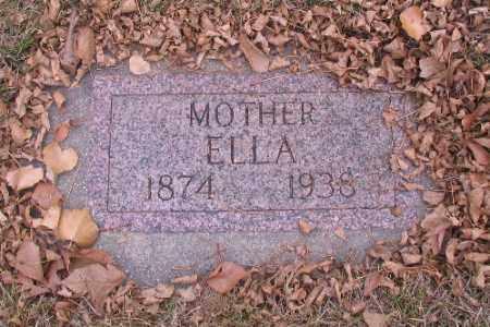 JOHNSON, ELLA - Cass County, North Dakota | ELLA JOHNSON - North Dakota Gravestone Photos