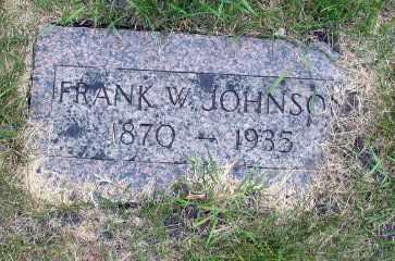 JOHNSON, FRANK - Cass County, North Dakota | FRANK JOHNSON - North Dakota Gravestone Photos