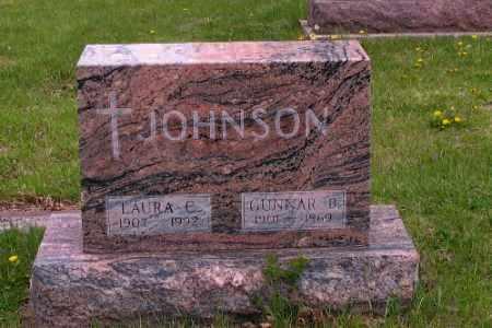 JOHNSON, GUNNAR B. - Cass County, North Dakota | GUNNAR B. JOHNSON - North Dakota Gravestone Photos