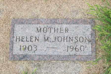 JOHNSON, HELEN M. - Cass County, North Dakota | HELEN M. JOHNSON - North Dakota Gravestone Photos