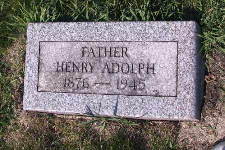 JOHNSON, HENRY ADOLPH - Cass County, North Dakota | HENRY ADOLPH JOHNSON - North Dakota Gravestone Photos