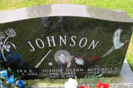 JOHNSON, JOSHUA GLENN - Cass County, North Dakota | JOSHUA GLENN JOHNSON - North Dakota Gravestone Photos