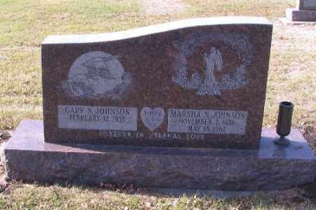 JOHNSON, MARSHA N. - Cass County, North Dakota | MARSHA N. JOHNSON - North Dakota Gravestone Photos