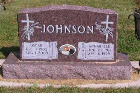 JOHNSON, OSCAR - Cass County, North Dakota | OSCAR JOHNSON - North Dakota Gravestone Photos