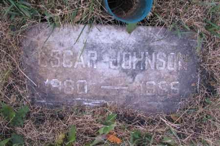 JOHNSON, OSCAR - Cass County, North Dakota   OSCAR JOHNSON - North Dakota Gravestone Photos