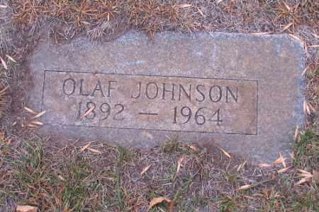 JOHNSON, OLAF - Cass County, North Dakota | OLAF JOHNSON - North Dakota Gravestone Photos