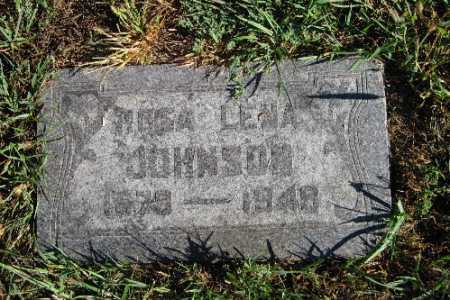 JOHNSON, ROSA LENA - Cass County, North Dakota | ROSA LENA JOHNSON - North Dakota Gravestone Photos