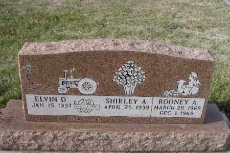 JOHNSON, RODNEY A. - Cass County, North Dakota | RODNEY A. JOHNSON - North Dakota Gravestone Photos