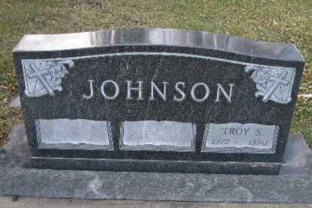 JOHNSON, TROY S. - Cass County, North Dakota   TROY S. JOHNSON - North Dakota Gravestone Photos