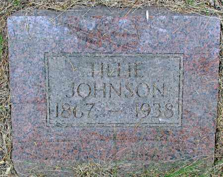 JOHNSON, TILLIE - Cass County, North Dakota | TILLIE JOHNSON - North Dakota Gravestone Photos