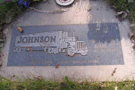JOHNSON, WILLIAM (BILLY) - Cass County, North Dakota   WILLIAM (BILLY) JOHNSON - North Dakota Gravestone Photos