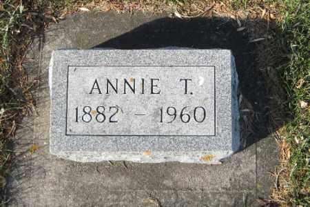 JUNO, ANNIE T. - Cass County, North Dakota | ANNIE T. JUNO - North Dakota Gravestone Photos