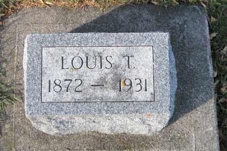 JUNO, LOUIS T. - Cass County, North Dakota   LOUIS T. JUNO - North Dakota Gravestone Photos