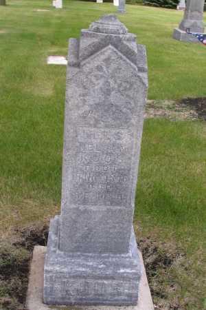 KJOS, NELS - Cass County, North Dakota   NELS KJOS - North Dakota Gravestone Photos