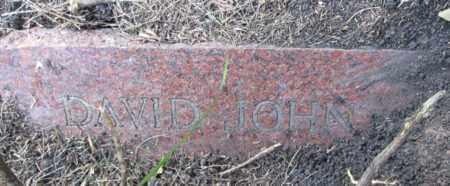 KORNBERG, DAVID JOHN - Cass County, North Dakota | DAVID JOHN KORNBERG - North Dakota Gravestone Photos