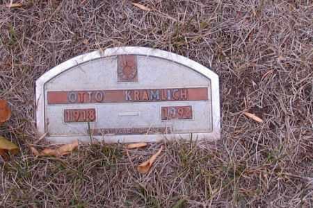 KRAMLICH, OTTO - Cass County, North Dakota | OTTO KRAMLICH - North Dakota Gravestone Photos