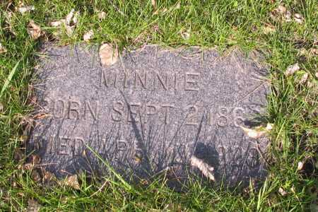 KRAUSE, MINNIE - Cass County, North Dakota | MINNIE KRAUSE - North Dakota Gravestone Photos