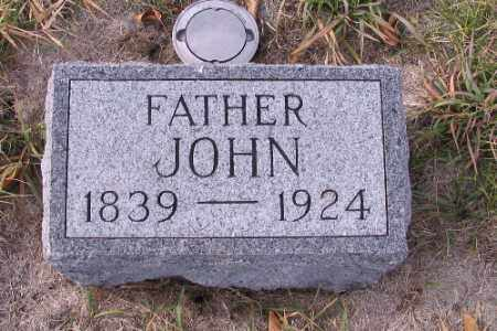 KRUEGER, JOHN - Cass County, North Dakota | JOHN KRUEGER - North Dakota Gravestone Photos