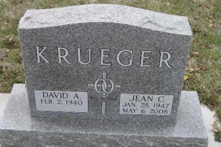 KRUEGER, JEAN C. - Cass County, North Dakota | JEAN C. KRUEGER - North Dakota Gravestone Photos