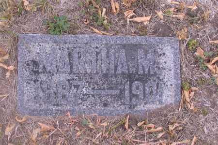 LAMBERT, MARTHA - Cass County, North Dakota | MARTHA LAMBERT - North Dakota Gravestone Photos