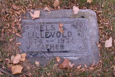 LILLEVOLD, NELS - Cass County, North Dakota | NELS LILLEVOLD - North Dakota Gravestone Photos