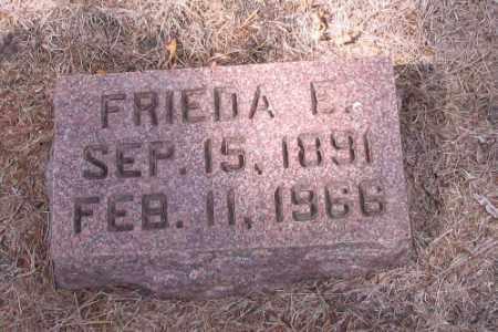 MAHLKE, FRIEDA L. - Cass County, North Dakota | FRIEDA L. MAHLKE - North Dakota Gravestone Photos