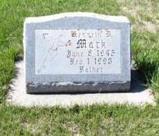 MARK, KENNETH - Cass County, North Dakota   KENNETH MARK - North Dakota Gravestone Photos