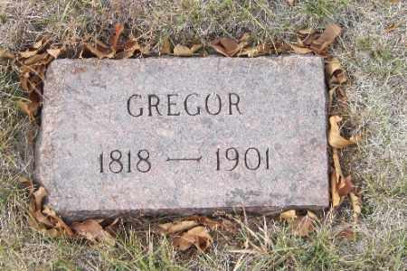MCKINNON, GREGOR - Cass County, North Dakota | GREGOR MCKINNON - North Dakota Gravestone Photos