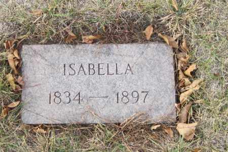 MCKINNON, ISABELLA - Cass County, North Dakota | ISABELLA MCKINNON - North Dakota Gravestone Photos