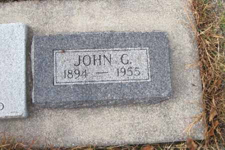 MCKINNON, JOHN G. - Cass County, North Dakota | JOHN G. MCKINNON - North Dakota Gravestone Photos