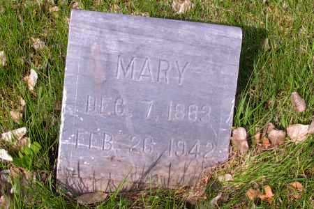 MCKINNON, MARY - Cass County, North Dakota | MARY MCKINNON - North Dakota Gravestone Photos