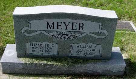 MEYER, WILLIAM N. - Cass County, North Dakota | WILLIAM N. MEYER - North Dakota Gravestone Photos