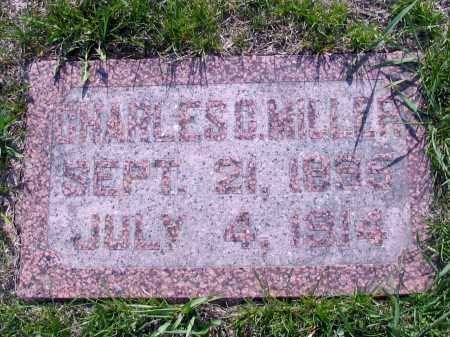 MILLER, CHARLES G. - Cass County, North Dakota | CHARLES G. MILLER - North Dakota Gravestone Photos