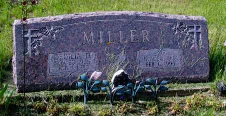 MILLER, CECILIA D. - Cass County, North Dakota | CECILIA D. MILLER - North Dakota Gravestone Photos
