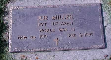 MILLER, JOE - Cass County, North Dakota | JOE MILLER - North Dakota Gravestone Photos