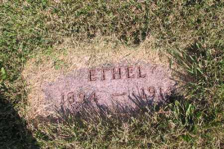 MONSON, ETHEL - Cass County, North Dakota | ETHEL MONSON - North Dakota Gravestone Photos