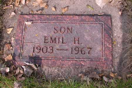 MUNDT, EMIIL H. - Cass County, North Dakota | EMIIL H. MUNDT - North Dakota Gravestone Photos