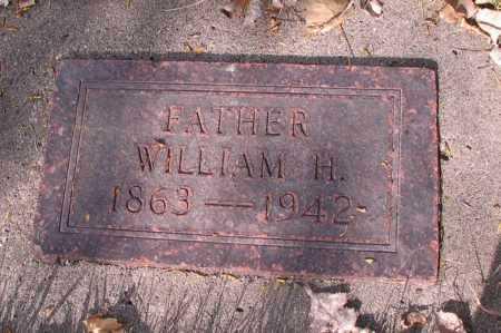 MUNDT, WILLIAM H. - Cass County, North Dakota   WILLIAM H. MUNDT - North Dakota Gravestone Photos