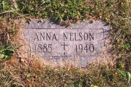 NELSON, ANNA - Cass County, North Dakota | ANNA NELSON - North Dakota Gravestone Photos