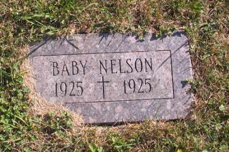 NELSON, BABY - Cass County, North Dakota   BABY NELSON - North Dakota Gravestone Photos