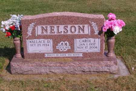 NELSON, CAROL J. - Cass County, North Dakota | CAROL J. NELSON - North Dakota Gravestone Photos