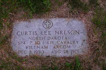 NELSON, CURTIS LEE - Cass County, North Dakota   CURTIS LEE NELSON - North Dakota Gravestone Photos
