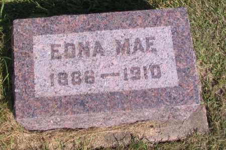 NELSON, EDNA MAE - Cass County, North Dakota | EDNA MAE NELSON - North Dakota Gravestone Photos