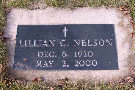 NELSON, LILLLIAN C. - Cass County, North Dakota | LILLLIAN C. NELSON - North Dakota Gravestone Photos