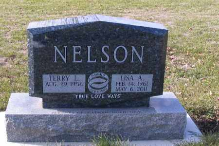 NELSON, LISA A. - Cass County, North Dakota | LISA A. NELSON - North Dakota Gravestone Photos
